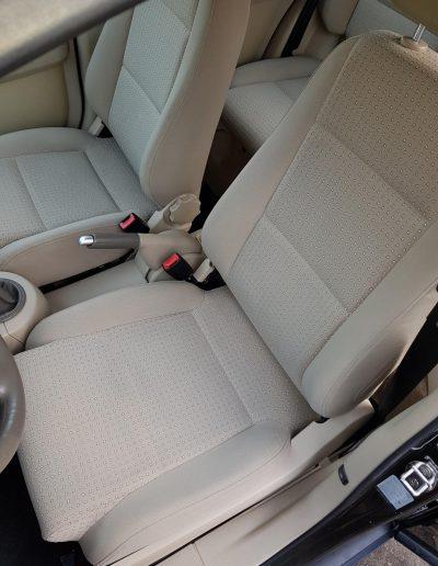 Mycie i czyszczenie tapicerki dla Audi A2