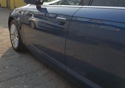 Audi A4 - mycie kompletne wosk2