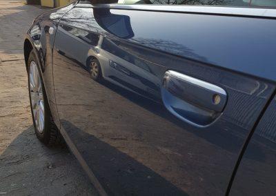 Audi A4 - mycie kompletne wosk3