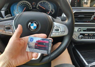 BMW 7 - Mycie detailingowe + wosk Soft99 + czyszczenie i zabezpieczenie skór12