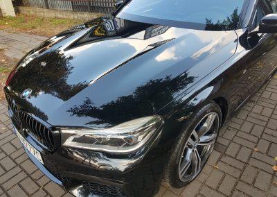 BMW 7 - Mycie detailingowe + wosk Soft99 + czyszczenie i zabezpieczenie skór2