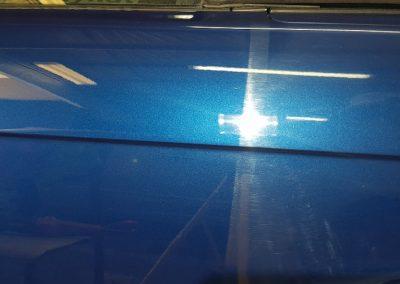 BMW E36 - Mycie detailingowe + Korekta lakieru + Wosk Soft99 + Dokładne czyszczenie wnętrza
