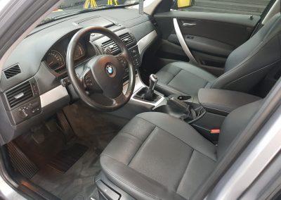 BMW X5 - korekta lakieru + czyszczenie wnętrza