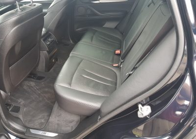 BMW X5 - korekta lakieru + czyszczenie wnętrza10
