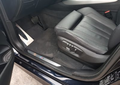 BMW X5 - korekta lakieru + czyszczenie wnętrza11