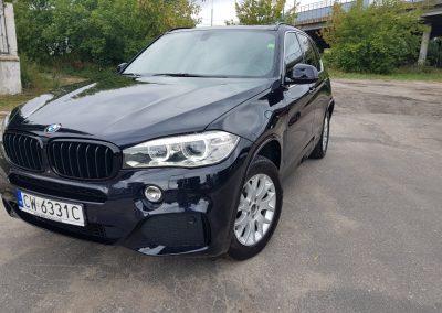 BMW X5 - korekta lakieru + czyszczenie wnętrza3
