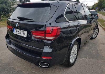 BMW X5 - korekta lakieru + czyszczenie wnętrza5