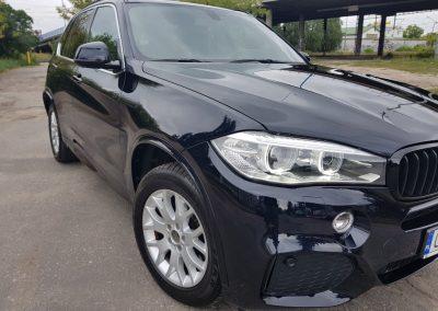 BMW X5 - korekta lakieru + czyszczenie wnętrza6