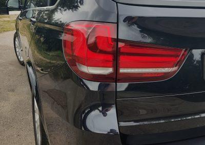 BMW X5 - korekta lakieru + czyszczenie wnętrza7