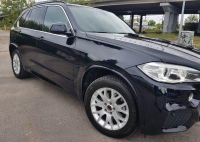 BMW X5 - korekta lakieru + czyszczenie wnętrza8