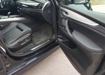 BMW X5 - korekta lakieru + czyszczenie wnętrza9