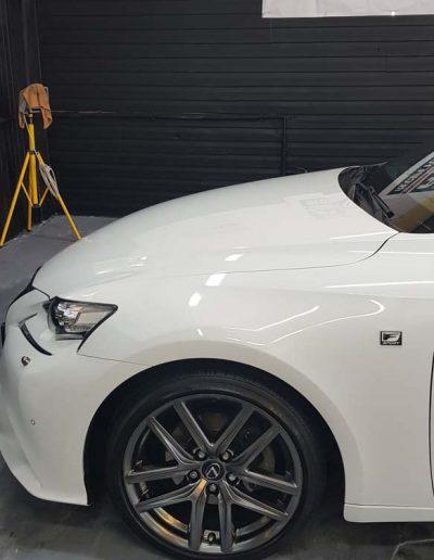 Lexus IS 250 - Mycie detailingowe + Wosk Soft99 + Dokładne czyszczenie wnętrza