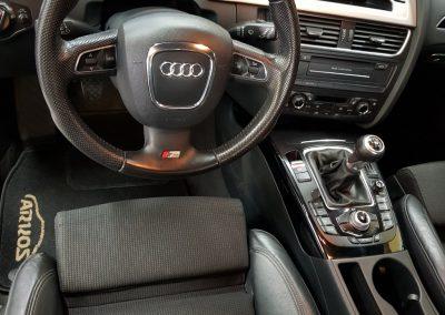 Audi S4 - Jednoetapowa korekta lakieru + wosk Soft99 + Pranie i czyszczenie wnętrza7