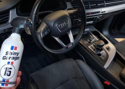 Audi SQ7 V8T - Mycie detailingowe + Wosk Soft 99 + Dokładne czyszczenie wnętrza