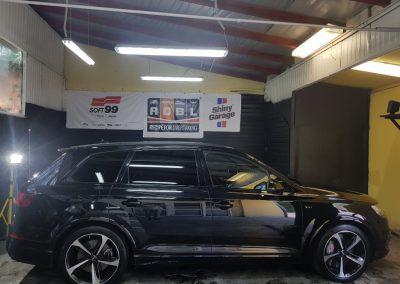Audi SQ7 V8T - Mycie detailingowe + Wosk Soft 99 + Dokładne czyszczenie wnętrza2