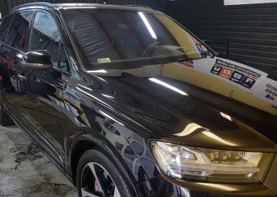 Audi SQ7 V8T - Mycie detailingowe + Wosk Soft 99 + Dokładne czyszczenie wnętrza3