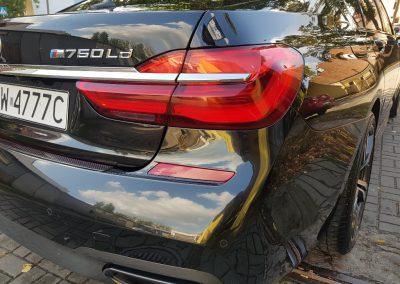 BMW 7 - Mycie detailingowe + wosk Soft99 + czyszczenie i zabezpieczenie skór10