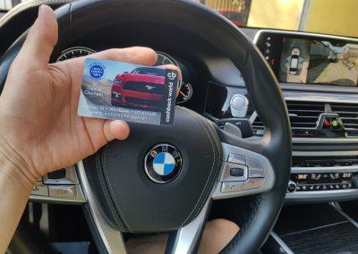 BMW 7 - Mycie detailingowe + wosk Soft99 + czyszczenie i zabezpieczenie skór13