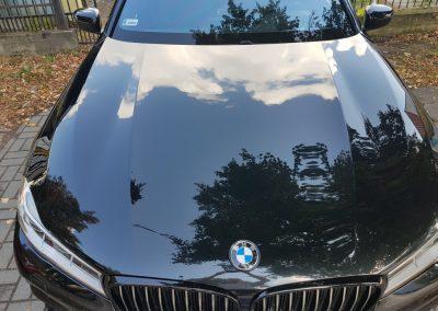 BMW 7 - Mycie detailingowe + wosk Soft99 + czyszczenie i zabezpieczenie skór5