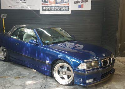 BMW E36 - Mycie detailingowe + Korekta lakieru + Wosk Soft99 + Dokładne czyszczenie wnętrza8