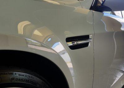 BMW M3 - Mycie detailingowe + Jednoetapowa korekta lakieru + Wosk Soft99 + Dokladne czyszczenie wnętrza2
