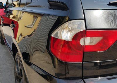 BMW X5 - korekta lakieru + wosk3