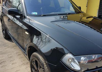 BMW X5 - korekta lakieru + wosk5