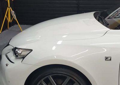 Lexus IS 250 – Mycie detailingowe + Wosk Soft99 + Dokładne czyszczenie wnętrza